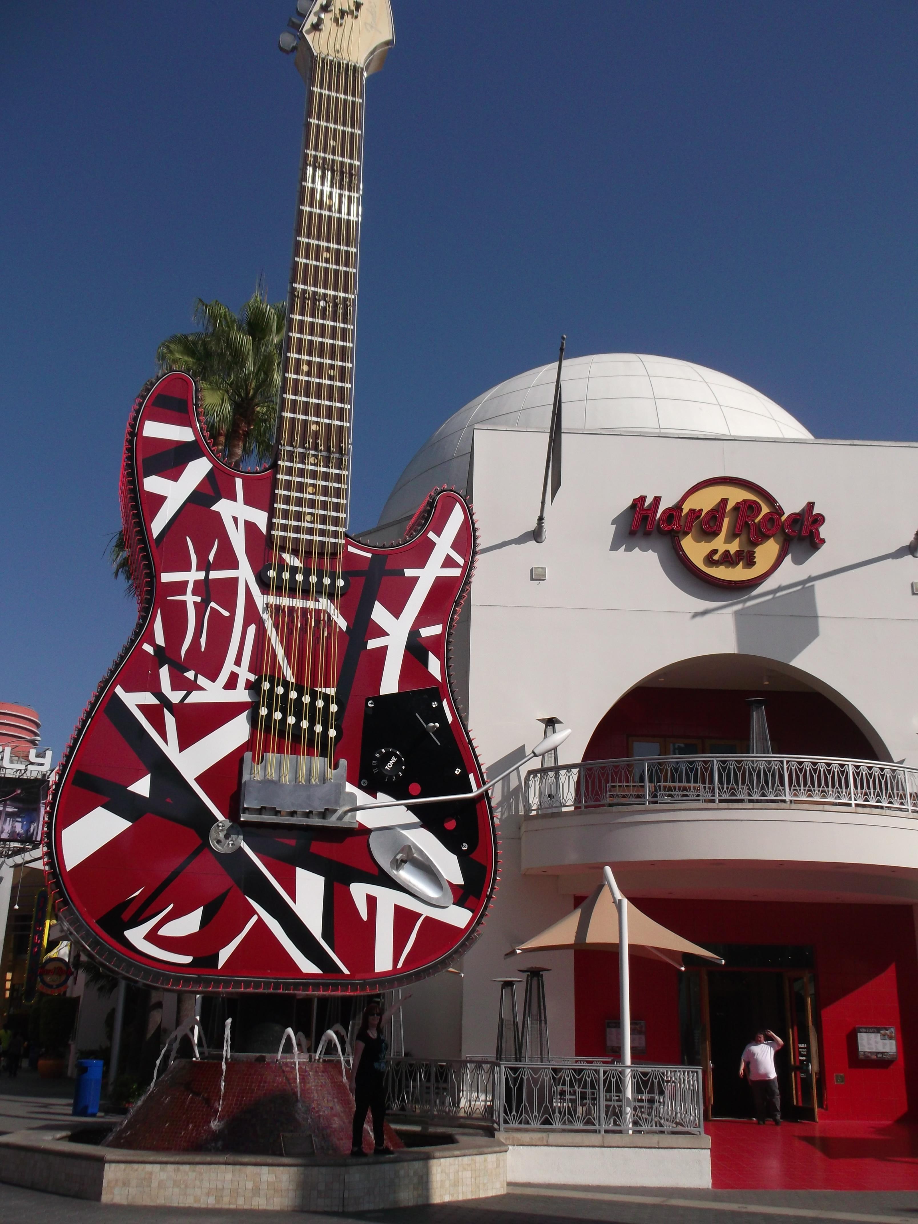 Hard Rock Cafe Rezepte