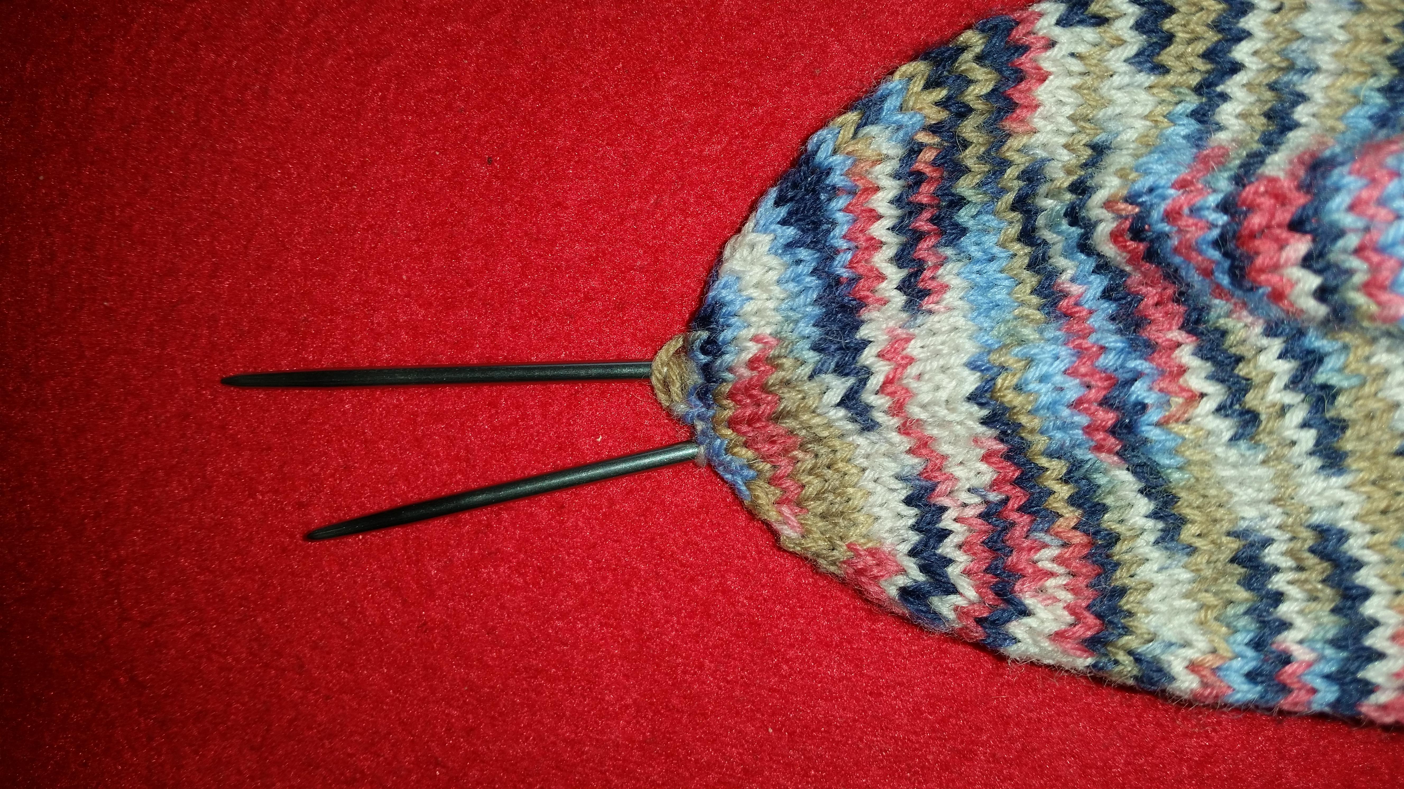 Socken Stricken Wie Oma Mit Ganz Einfacher Anleitung