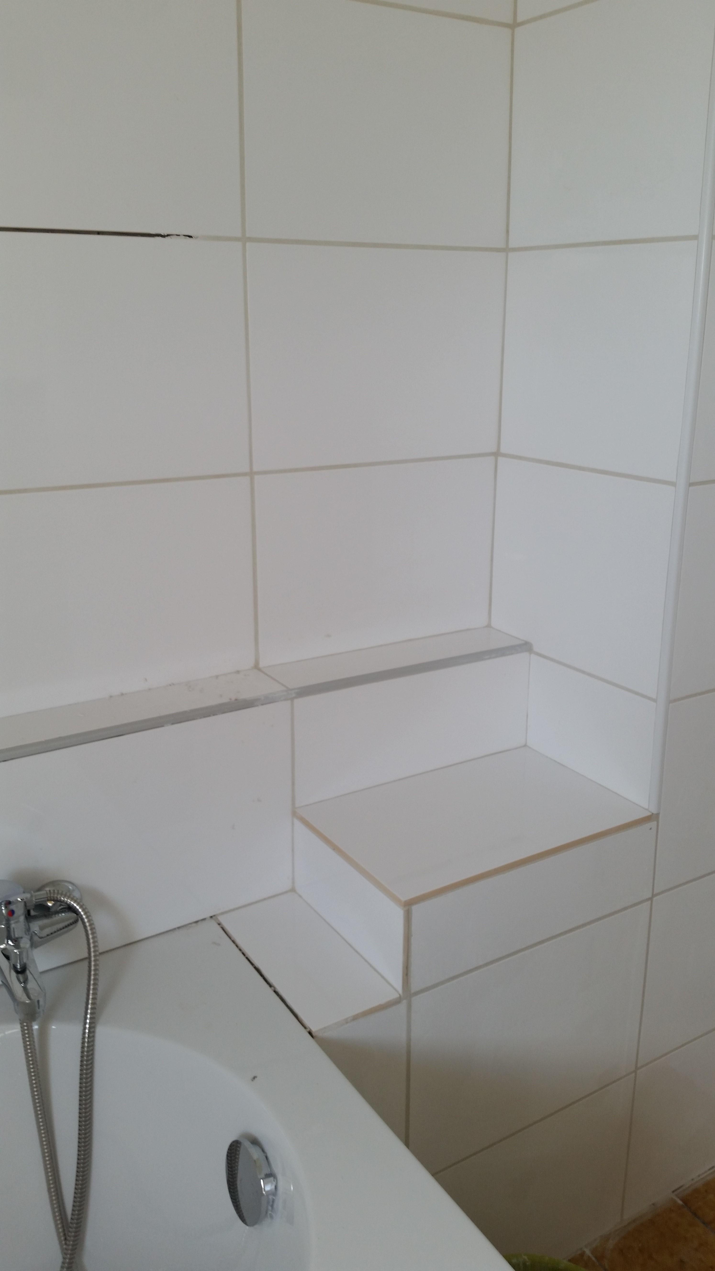 Unser neues Badezimmer ein Ort der Entspannung!